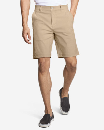"Men's Horizon Guide 10"" Chino Shorts by Eddie Bauer"