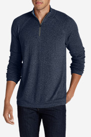 Men's Catalyst VILOFT/Cashmere 1/4-ZIp Sweater