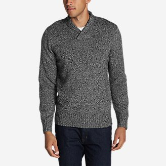 Thumbnail View 1 - Men's Interlodge Pullover Sweater