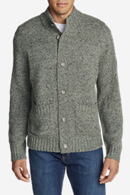 Men's Interlodge Mock Cardigan