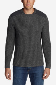 Men's Field Utility Crew Sweater
