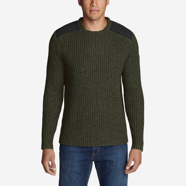 Men's Field Utility Crew Sweater large version