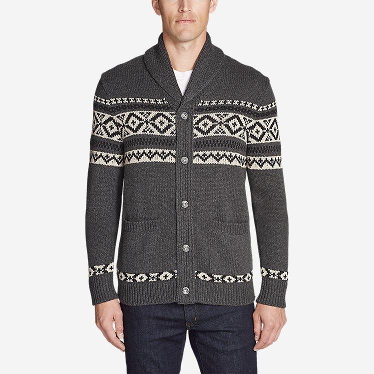 Men's Snowbridge Cardigan large version