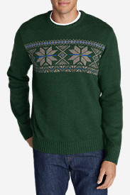 Men's Snow Bridge Crew Sweater