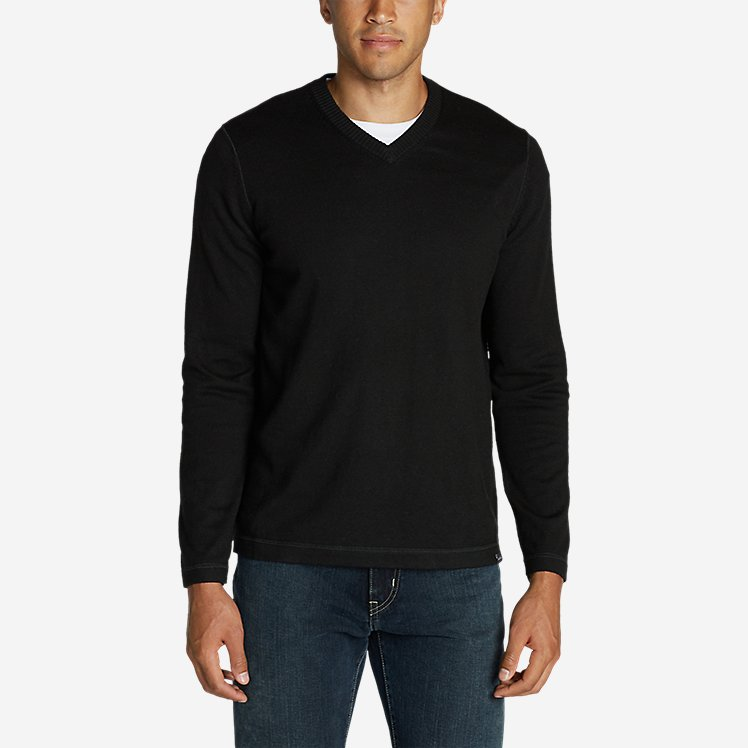 Men's Talus V-Neck Sweater large version