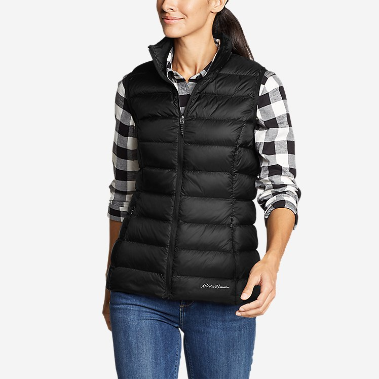 Women's CirrusLite Down Vest large version