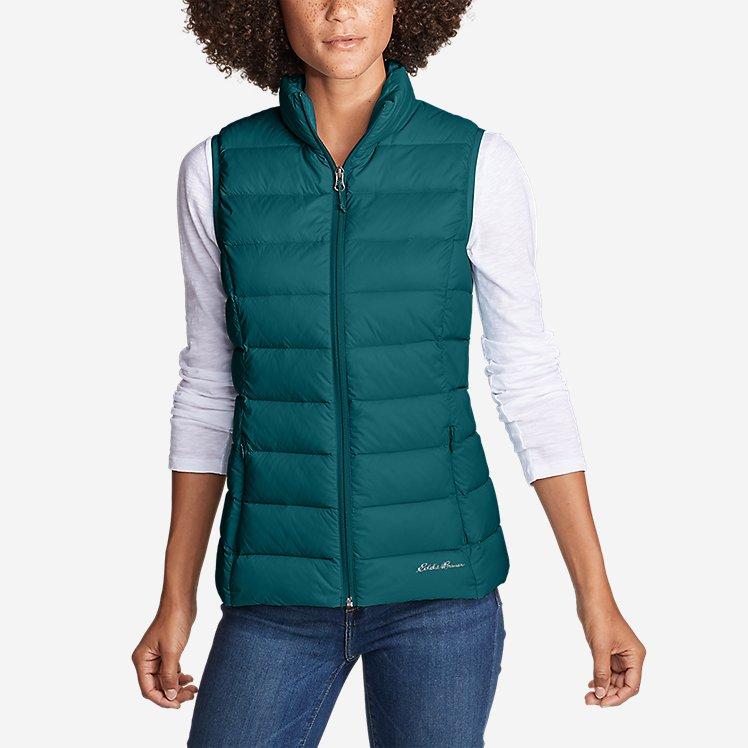 Women's CirrusLite Down Vest large version