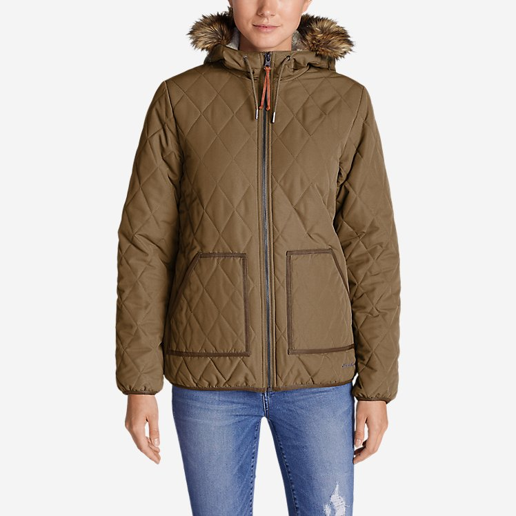Women's Snowfurry Jacket large version