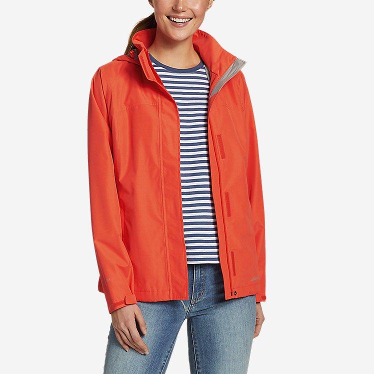 Eddie Bauer Girls Rainfoil Jacket