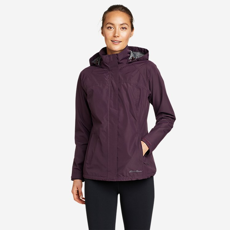 Women's Rainfoil® Packable Jacket large version