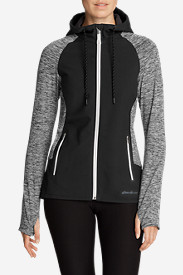 Women's After Burn Hybrid Jacket