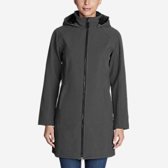 Thumbnail View 1 - Women's Windfoil® Elite 2.0 Hooded Trench Coat