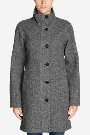 Women's Bulman Creek Trench Coat