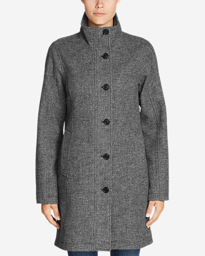 Women's Bulman Creek Trench Coat by Eddie Bauer