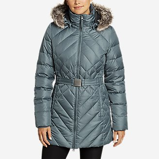 Thumbnail View 1 - Women's Slope Side Down Parka