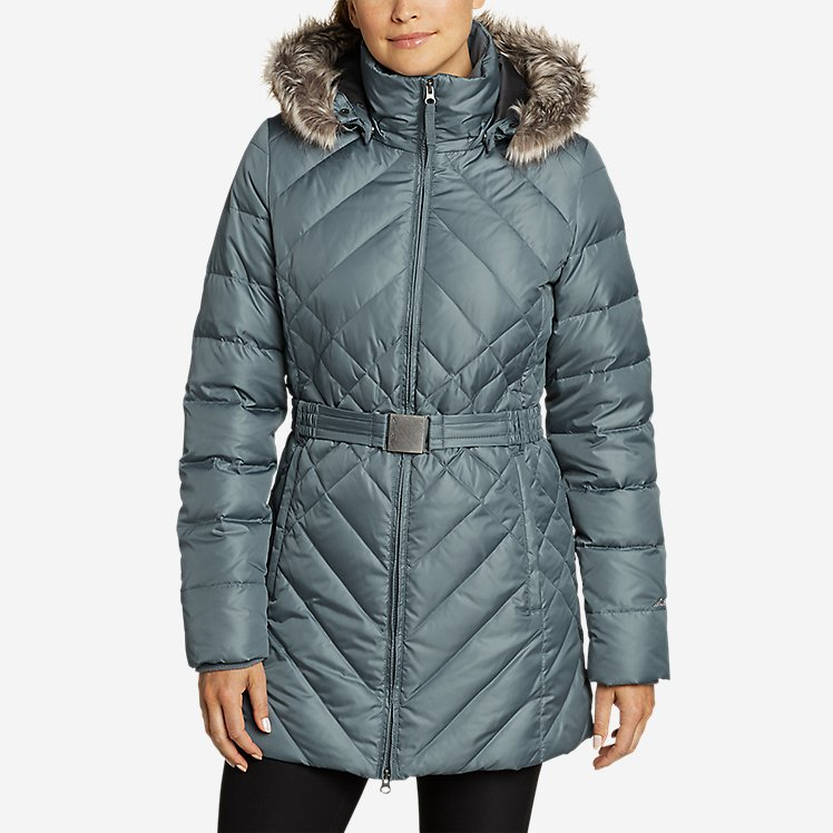 Women's Slope Side Down Parka large version