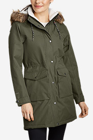 Women's Charly Sherpa-Lined Parka