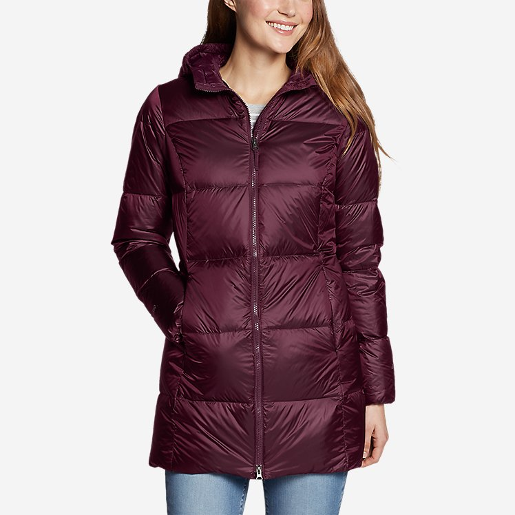 Women's Luna Peak Down Parka large version