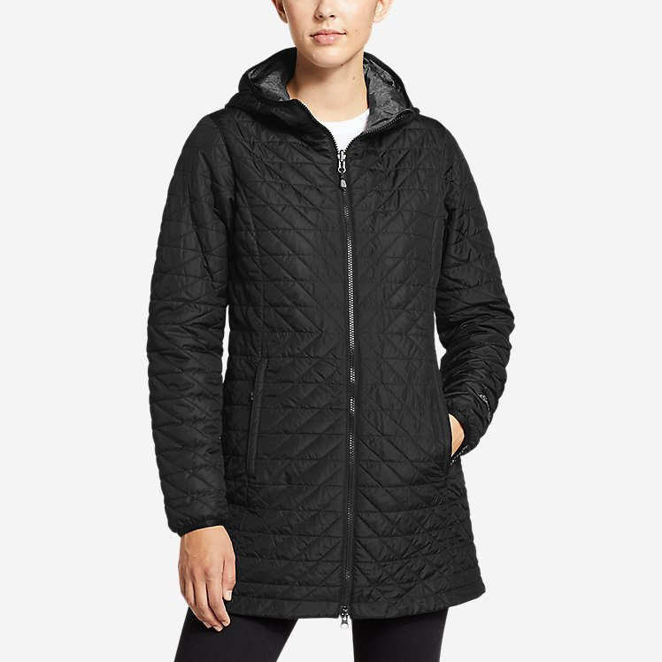Women's Voyager Reversible Parka large version