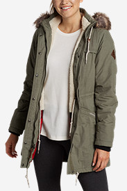 Women's Ladder Creek High-Pile Parka