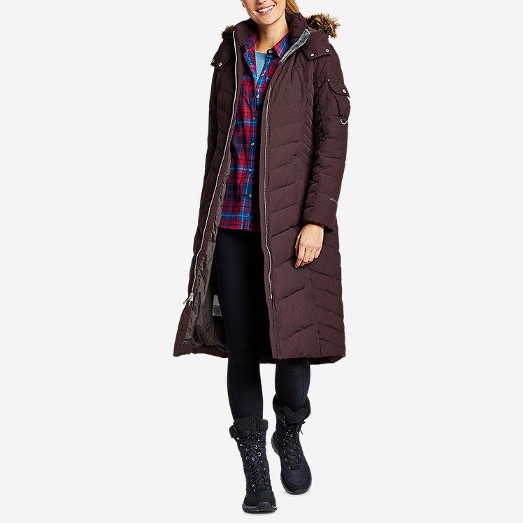 Women's Sun Valley Down Duffle Coat large version