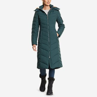 Thumbnail View 1 - Women's Sun Valley Down Duffle Coat