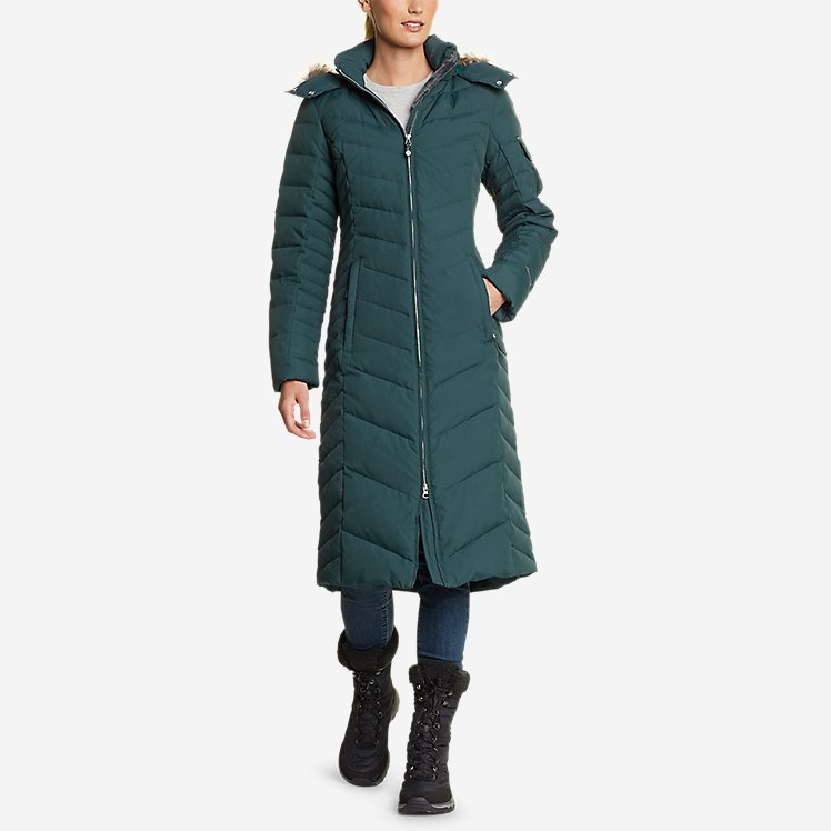 Women's Sun Valley Down Duffle Coat large version
