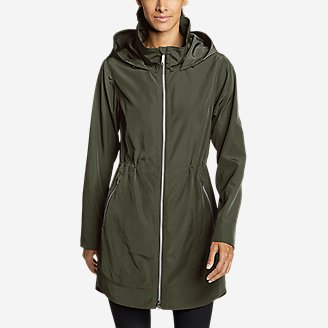 Thumbnail View 1 - Women's Rock Creek Parka