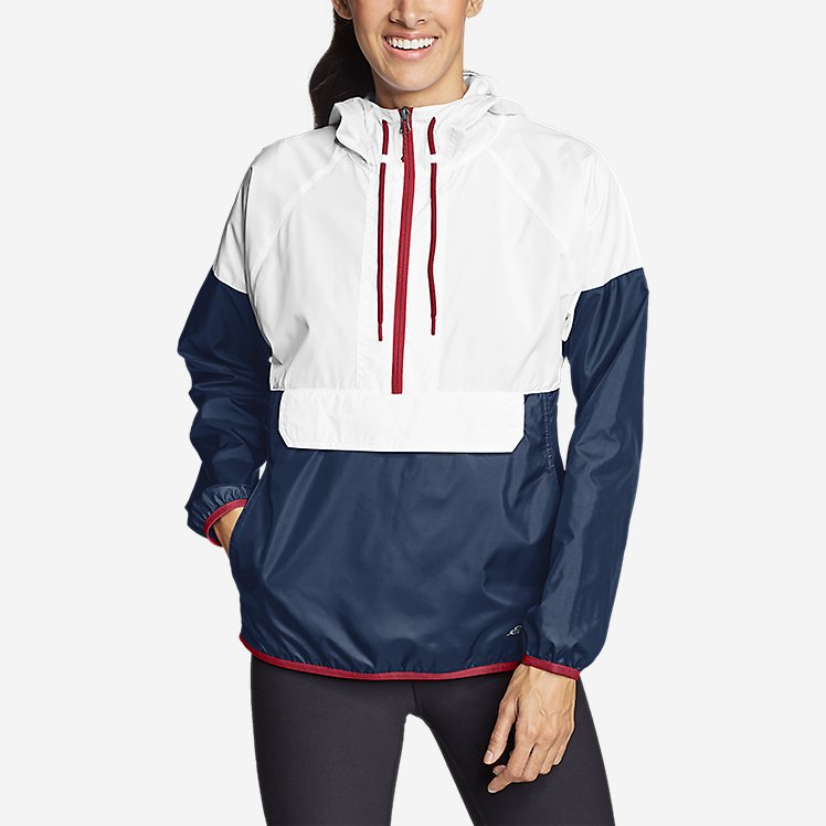 Women's Momentum Light UPF Anorak large version