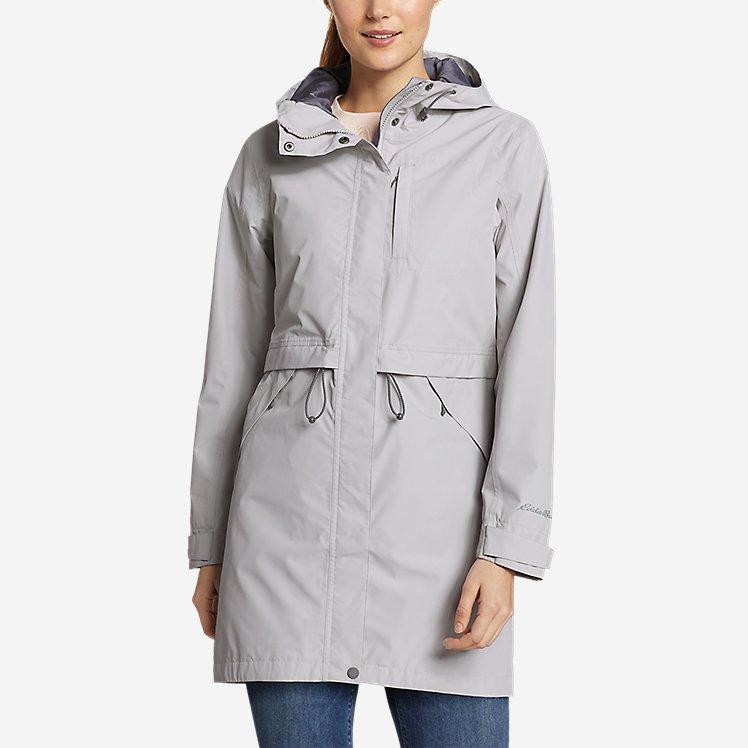 Women's Rainfoil® Trench large version