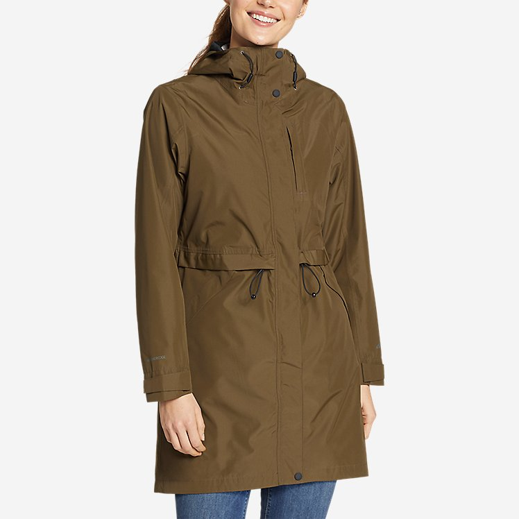 Women's Rainfoil® Trench large version