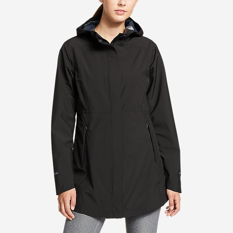 Women's Cloud Cap Stretch Parka large version
