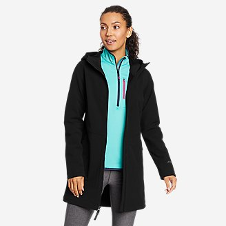 Thumbnail View 1 - Women's Windfoil® Thermal Trench Coat