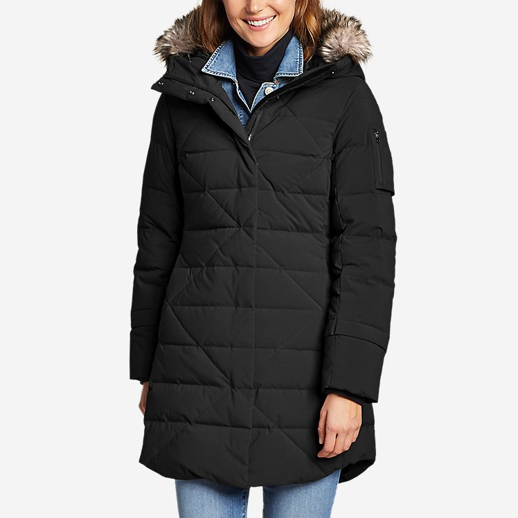 Women's Sun Valley Frost Down Parka large version