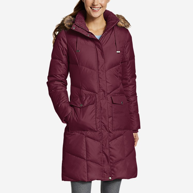 Women's Lodge Cascadian Down Parka large version