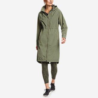 Thumbnail View 1 - Women's WindPac Trench Coat