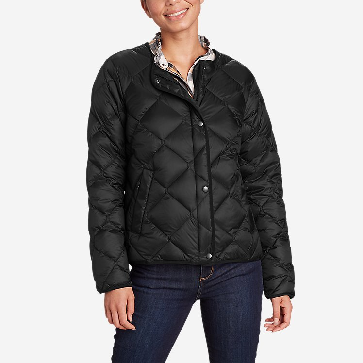 Women's Stratuslite Quilted Down Jacket large version