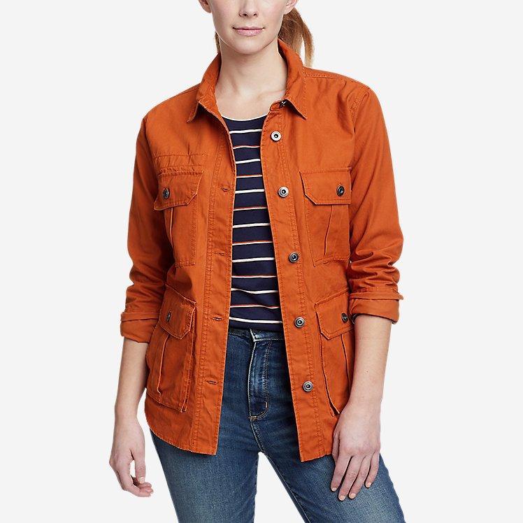 Women's Ryderwood Shirt-Jac large version