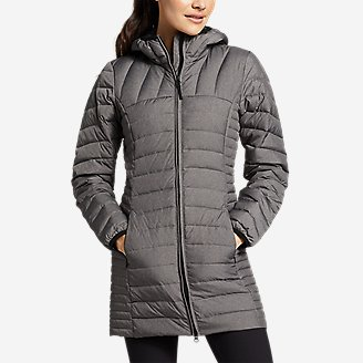 Thumbnail View 1 - Women's Astoria Hooded Down Parka