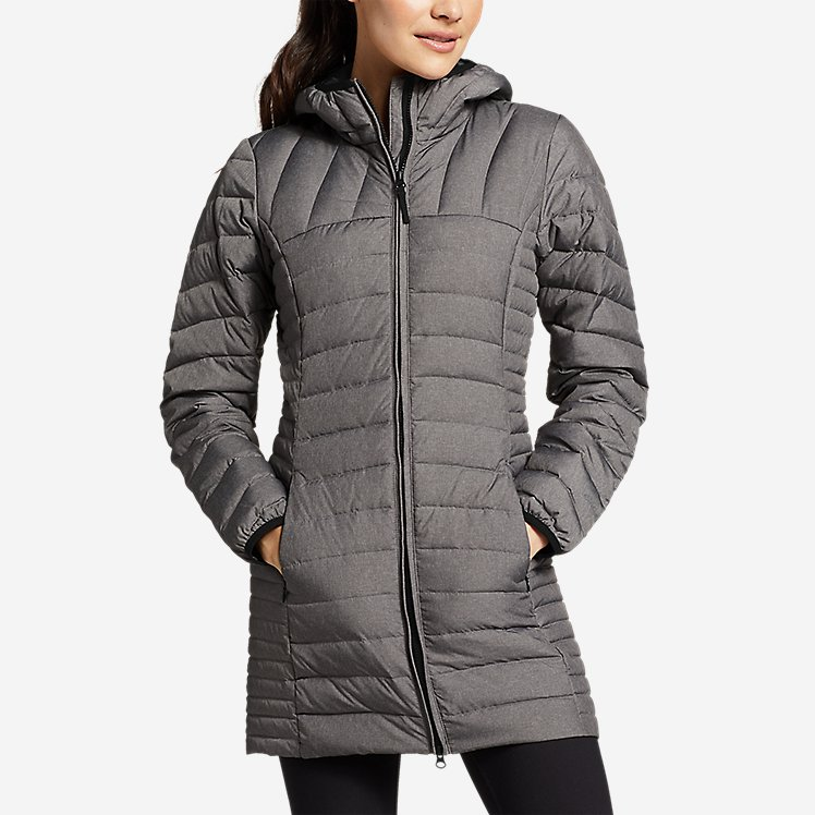 Women's Astoria Hooded Down Parka large version