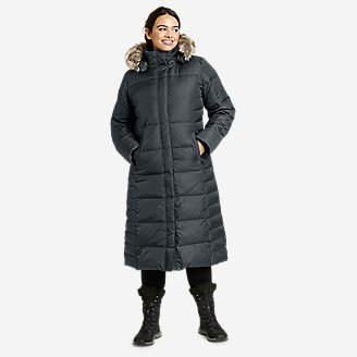 Thumbnail View 1 - Women's Lodge Down Duffle Coat