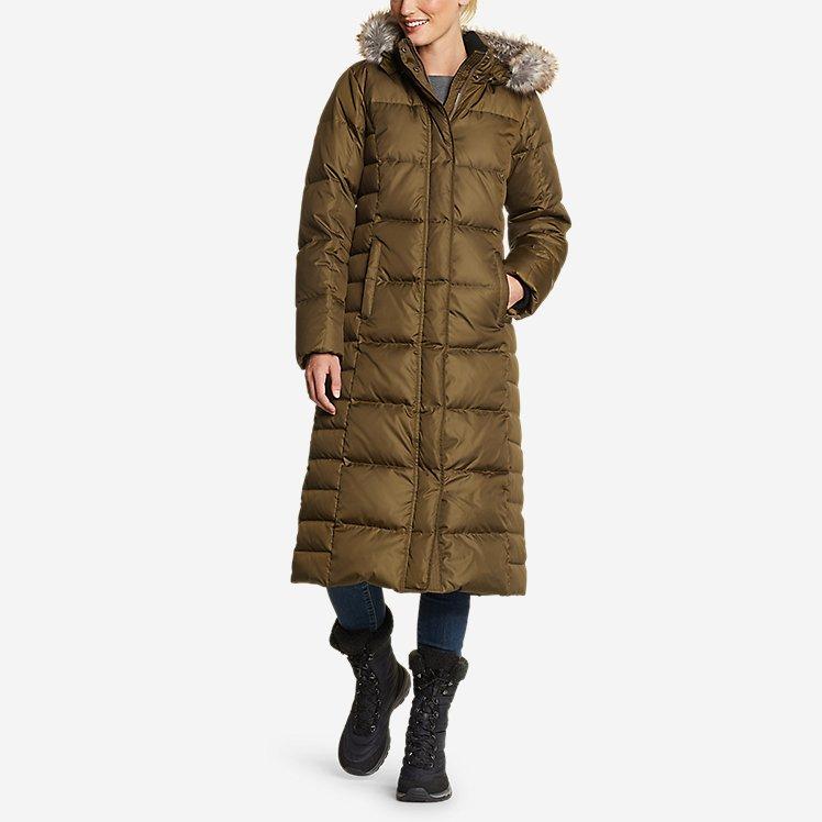 Women's Lodge Down Duffle Coat large version
