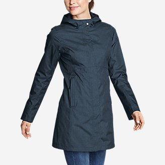 Thumbnail View 1 - Women's Mackenzie Trench Coat