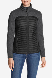 Women's MicroTherm® Hybrid Sweater