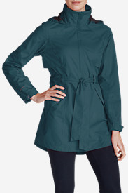 Women's Kona Trench Coat