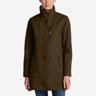 Thumbnail View 1 - Women's Eastside 3-In-1 Trench Coat