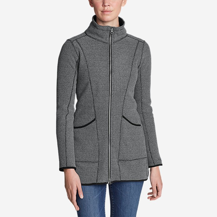 Women's Weekend Fleece Jacket large version