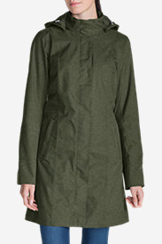 Women's Girl on the Go Trench Coat