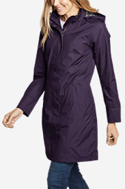 Women's Girl on the Go® Trench Coat