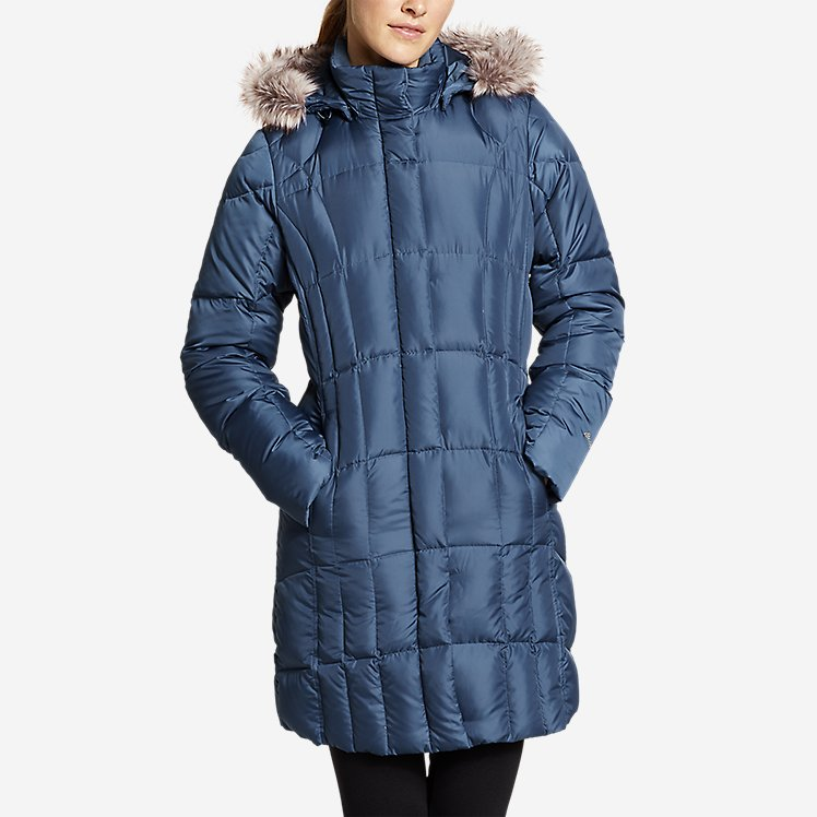 Women's Lodge Down Parka large version